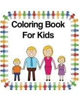 Coloring Book For Kids Childrens