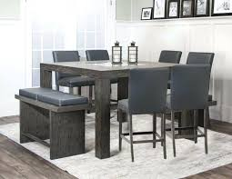Cheap Dining Table Sets Furniture Design Room Unique Cool Grey Set