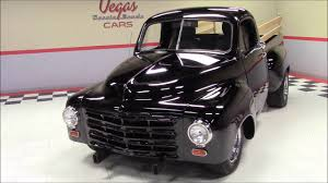 1950 Studebaker Pickup - YouTube Photo Gallery 1950 Studebaker Truck Partial Build M35 Series 2ton 6x6 Cargo Truck Wikipedia Sports Car 1955 E5 Pickup Classic Auto Mall Amazoncom On Mouse Pad Mousepad Road Trippin Hot Rod Network 3d Model Hum3d Information And Photos Momentcar Electric 2017 Wa__o2a9079 Take Flickr 194953 2r Trucks South Bends Stylish Hemmings 1949 Street Youtube