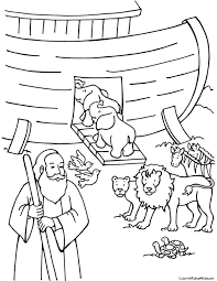 Full Size Of Coloring Pagenoah Pages Noahs Ark Page And His Bible Pinterest