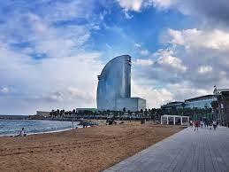100 W Hotel In Barcelona Spain City Rating Road To 197