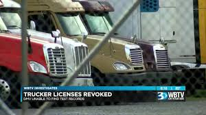 100 Truck Driving School Houston Drivers Lose Licenses After Driving School Lost