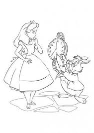 Alice In Wonderland 37 Is A Coloring Page From BookLet Your Children Express Their Imagination When They Color The