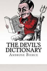 The Devils Dictionary By Ambrose Bierce Paperback