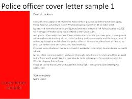 Law Enforcement Resume Cover Letter Examples Police Creative For Letters Co Promotion