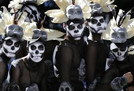 Spanish Countries That Celebrate Halloween by Hollywood And Halloween Are Changing Mexico U0027s Day Of The Dead