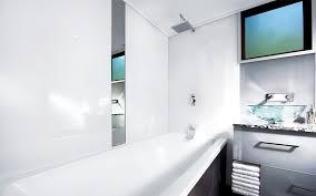 duschabtrennung selber bauen plexiglas