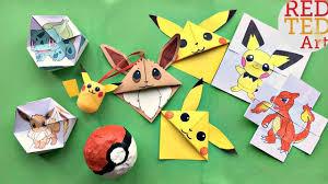 5 Fun Pokemon DIYs Crafts