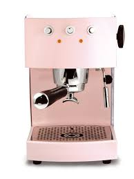 Pink Ascaso Arc Fun Coffee Machine