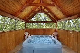 100 Tree Houses With Hot Tubs Buckhaven Cabin In Gatlinburg Elk Springs Resort