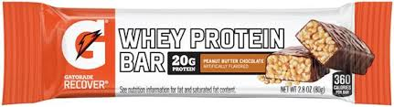 Gatorade Whey Protein Bar Peanut Butter Chocolate