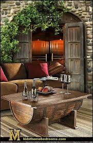 Tuscany Vineyard Style Decorating