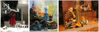 Artificial Plants Decorations For Retail Store Window Display