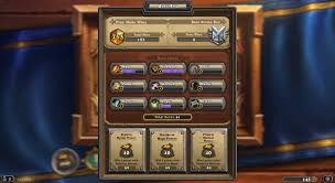 Hunter Hearthstone Deck Basic by Hearthstone Tempo Rogue Legendary Rank Deck Guidescroll