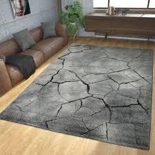 tapijten designer teppich wohnzimmer teppich natur grau