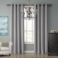 Lined Curtains For Bedroom by Blue Modern Style Bedroom Curtains Solid Curtains For Living Room