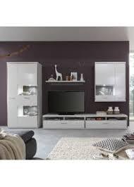wohnzimmer schrankwand in weiß hochglanz 350 cm breit 5