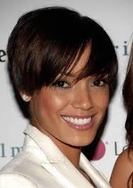 beautiful short weave hairstyles for black women women short
