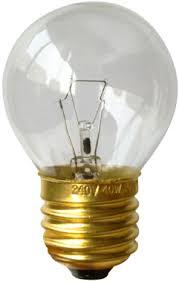 Sinco Heat resistant bulbs Salt lamp globe bulb and Oven light bulb