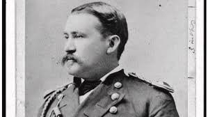 Fred Grant The Oldest Son Of Gen Ulysses S Was Attached To 7th Cavalry At Fort Abraham Lincoln From 1873 1876