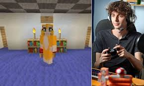 Stampy S Bedroom by Barman Becomes Youtube Star After Quitting His Job To Play