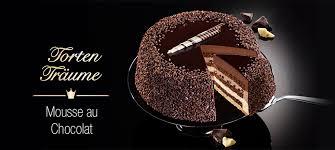 mousse au chocolate torte mit biskuitboden coppenrath