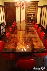 Modern Reclaimed Wood Table Tables Ontario HD Threshing High Gloss