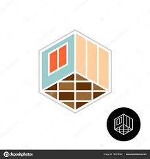100 Interior Designers Logos Home Interior Design Logo With Walls And Floor Stock