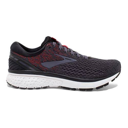 Brooks Men's Ghost 11 Running Shoes, Black - Size 11.5