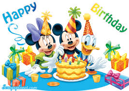 Happy Birthday Wishes Animation