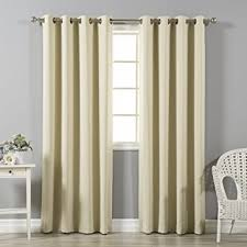 Amazon Prime Kitchen Curtains by Amazon Com Best Home Fashion Thermal Insulated Blackout Curtains
