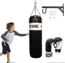 Boxing Heavy Bag Ceiling Mount by Best Kids U0027 Punching Bag Reviews 2017 U0026 Buyer U0027s Guide