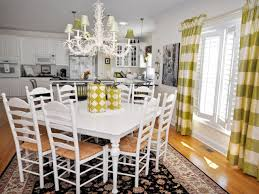 French Country Style Kitchen Curtains by French Kitchens Hgtv