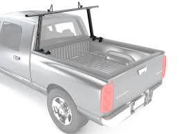 100 Aluminum Truck Universal Bed Ladder Rack Adjustable Single Bar