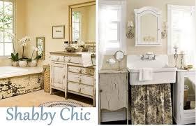 Shabby Chic Bathroom Realie Org