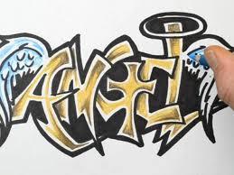The Word Art In Graffiti Writing DownloadSmartphone