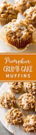 Pumpkin Muffin Dunkin Donuts Recipe by Pumpkin Crumb Cake Muffins Recipe Icing Recipe Muffin And Recipes