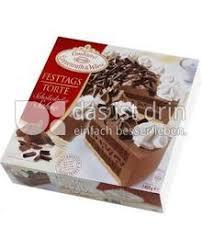 conditorei coppenrath wiese festtagstorte schokoladen