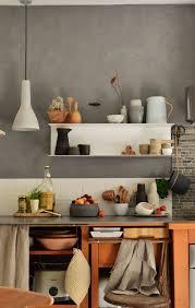 ideen um die küche zu dekorieren und schön zu machen haus
