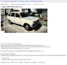 Project Car Hell, Chrysler Captives Edition: Simca 1204, Dodge ... Used Cars For Sale In El Paso Tx By Owner New Car Research Craigslist Pinellas County Florida Low Priced 700 On Worth Millions Pro Tampa Bay Trucks Desember 2017 Mencari Dan Iowa City Cheap And Prices Under Finiti Dealership Orlando Fl Funny Pic Dump 112 Pleated Jeans Taco Truck For Sale Craigslist Archdsgn Commercial Real Estate Lease