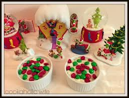 The Grinch Xmas Tree by Cookaholic Wife Improv Challenge Who Pudding