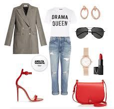 how to wear the oversized blazer this season fashion style mag