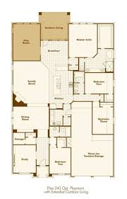 Ryland Homes Floor Plans Houston by 91 Best House Plans Images On Pinterest Blue Doors Front Door