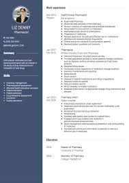 Pharmacist CV Examples & Templates | VisualCV Director Pharmacy Resume Samples Velvet Jobs Pharmacist Pdf Retail Is Any 6 Cv Pharmacy Student Theorynpractice 10 Retail Pharmacist Cover Letter Payment Format Mplates 2019 Free Download Resumeio Clinical 25 New Sample Examples By Real People Student Ten Advice That You Must Listen Before Information Example Manager And Templates Visualcv