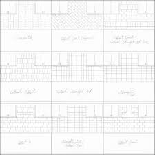 subway tile patterns best 25 subway tile patterns ideas on