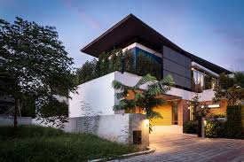 100 Home Design In Thailand Dustrial And Modern Side By Side Two Houses In Bangkok