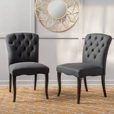 Jaelynn Black Scroll Fabric Dining Chairs (Set Of 2) – GDF Studio Ding Chair Black Leather Kitchen Chairs Buy Fabric White And Room Sets Amazoncom Set Of 2 Modern Upholstered Naples Grey Vintage Pack Two Modish Synnes Black Rouse Home Ashford X Canterbury Lvet Fabric Ding Room Chairs Scroll Top High Back Reed Farmhouse Bri Metal Frame With Arms Colt Low Back Armchair O G Studio 4 Matching Satina With Stud Detail 82 Off Macys Patterned