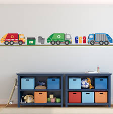 Wall Decals Garbage Trucks & Recycling Trucks With Straight Gray Road Cars Wall Decals Best Vinyl Decal Monster Truck Garage Decor Cstruction For Boys Fire Truck Wall Decal Department Art Custom Sticker Dump Xxl Nursery Kids Rooms Boy Room Fire Xl Trucks Stickers Elitflat Plane Car Etsy Murals Theme Ideas Racing Art