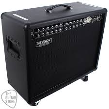 Mesa Boogie Cabinet 2x12 by Mesa Boogie Road King Ii 2x12 Combo Used Bk 099 928 55