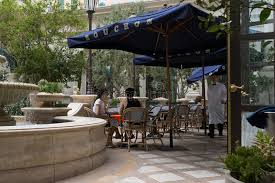 Patio Covers Las Vegas Nv by Bouchon Restaurant Venetian Hotel Las Vegas Nevada Editorial
